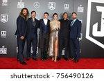 los angeles   nov 13   jason... | Shutterstock . vector #756490126