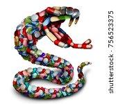 Medicine Danger Concept As A...