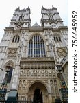 Small photo of Westminster Abbey London