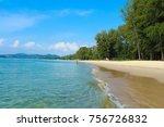 Small photo of Tropical beach. Thailand, Bang Tao.