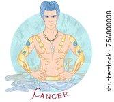zodiac. vector illustration of...   Shutterstock .eps vector #756800038