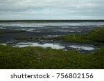 Green Summer Tundra On The...