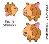 vector illustration of kids... | Shutterstock .eps vector #756901066