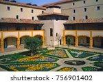 The Hospital At Arles  Provenc...