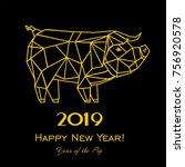 2019 Happy New Year Greeting...