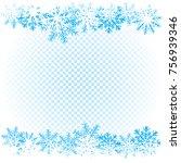 Christmas Winter Snowflake...