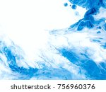 creative abstract hand painted...   Shutterstock . vector #756960376