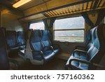 interior of a regional second...   Shutterstock . vector #757160362