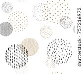 japanese pattern seamless... | Shutterstock .eps vector #757216972