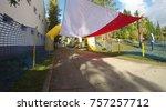 rytro  poland   november 11 ...   Shutterstock . vector #757257712
