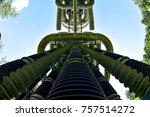electrical industrial...   Shutterstock . vector #757514272