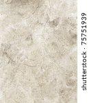beige marble texture background ... | Shutterstock . vector #75751939