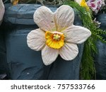 ceramic architectural stucco at ... | Shutterstock . vector #757533766