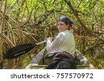 everglades  florida  usa  ...   Shutterstock . vector #757570972