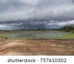 landscape beautiful shadow   Shutterstock . vector #757610302