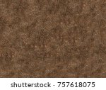 texture earth weathered  brown... | Shutterstock . vector #757618075