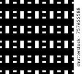 seamless surface pattern design ... | Shutterstock .eps vector #757633588