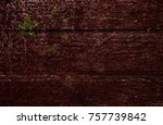 wood china flag | Shutterstock . vector #757739842