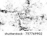 grunge black and white seamless ... | Shutterstock . vector #757769902