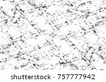 grunge black and white seamless ... | Shutterstock . vector #757777942