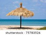 Beautiful Tropical Beach In...
