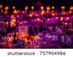 christmas lights and...   Shutterstock . vector #757904986