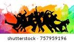 detailed illustration...   Shutterstock . vector #757959196