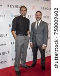 """Small photo of Los Angeles, CA USA - October 22, 2017: Lee Pace, Joe Miale attend Vertical Entertainment """"Revolt"""" LA Premiere at iPic Theater"""