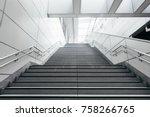 Stairs From Underground Upward...