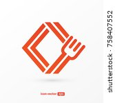 illustration of business... | Shutterstock .eps vector #758407552