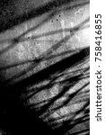 metal texture with scratches... | Shutterstock . vector #758416855