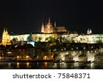 St. Vitus Cathedral With...