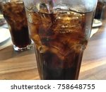 cola water cold | Shutterstock . vector #758648755