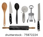 A Collection Of Kitchen Gadget...