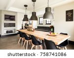 eindhoven  the netherlands  ... | Shutterstock . vector #758741086