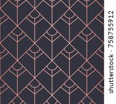 simple geometric pattern....