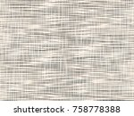 grunge white and black stripes. ... | Shutterstock .eps vector #758778388