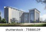 3d building | Shutterstock . vector #75888139