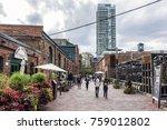 toronto  canada   august 24 ... | Shutterstock . vector #759012802