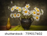 still life   bouquet of... | Shutterstock . vector #759017602