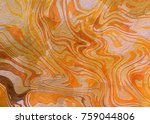 abstract gold and white texture ... | Shutterstock . vector #759044806