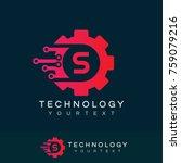 technology initial letter s...   Shutterstock .eps vector #759079216