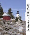 Small photo of Pemaquid Lighthouse Maine