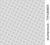 geometric seamless pattern.... | Shutterstock .eps vector #759180805