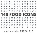 food line icon pack fruits and... | Shutterstock .eps vector #759241915