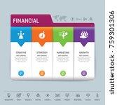 success direction  template...   Shutterstock .eps vector #759301306