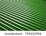 industrial corrugated steel... | Shutterstock . vector #759332956