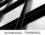 building frame and glass | Shutterstock . vector #759485962