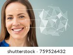 anti age  people and beauty... | Shutterstock . vector #759526432