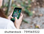 chonburi  thailand   november... | Shutterstock . vector #759565522
